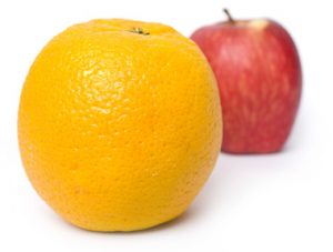 apple-orange